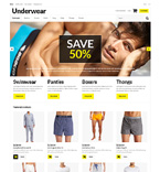 Fashion OpenCart  Template 51102