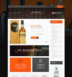 Food & Drink OpenCart  Template 51103