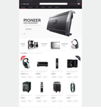 Electronics PrestaShop Template 51104