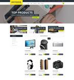 Electronics WooCommerce Template 51107