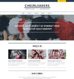 Sport Website  Template 51108
