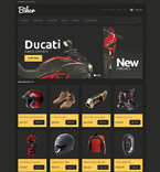 Cars Magento Template 51110
