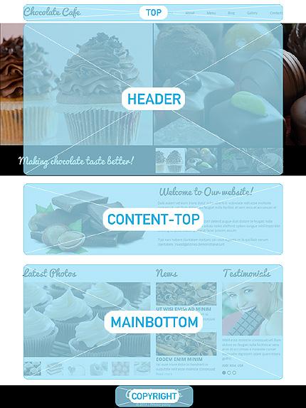 Joomla Theme/Template 51114 Main Page Screenshot