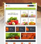 Food & Drink Magento Template 51119