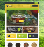 Food & Drink Magento Template 51120