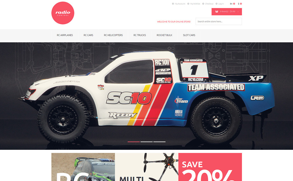 Tema Magento Flexível para Sites de Loja de Brinquedos №51121 New Screenshots BIG