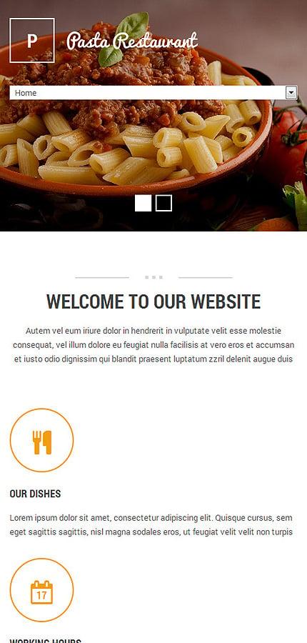 Drupal Template 51126 Main Page Screenshot