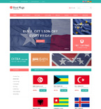 Politics osCommerce  Template 51132