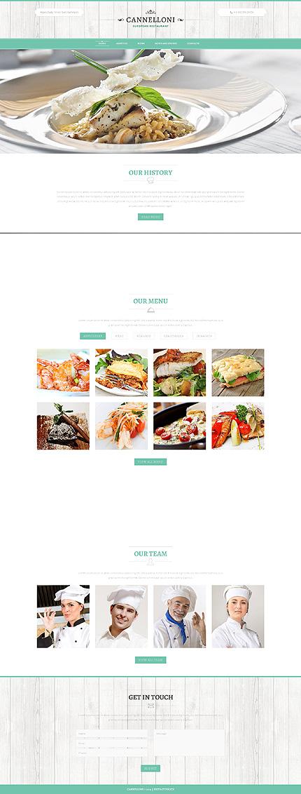 Website Template #51136