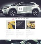 Cars WordPress Template 51145