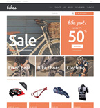 Sport Shopify Template 51147