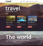 Travel Joomla  Template 51191