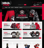 Sport Shopify Template 51197