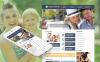 Moto CMS HTML Vorlage für Familienzentrum  New Screenshots BIG