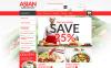 Responsives Magento Theme für Lebensmittelgeschäft  New Screenshots BIG