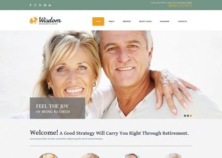 Retirement Planning Responsive