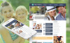 Szablon Moto CMS HTML #51158 na temat: centrum rodziny New Screenshots BIG
