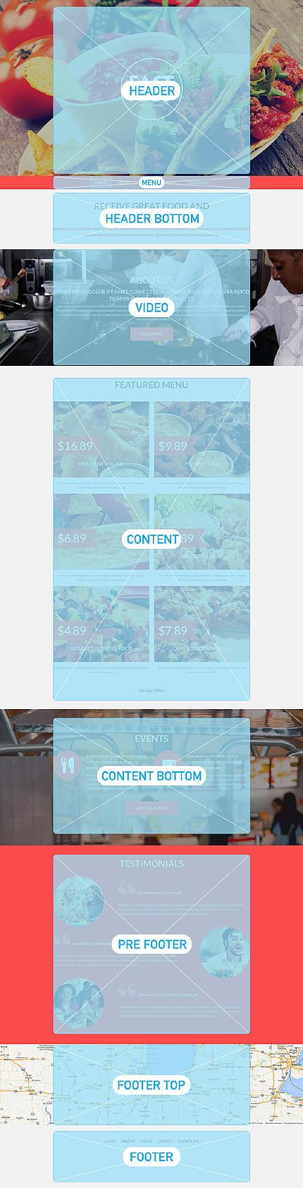 Drupal Template 51203 Main Page Screenshot
