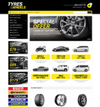 Cars OpenCart  Template 51204