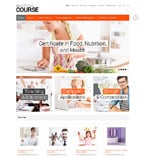 Education OpenCart  Template 51205