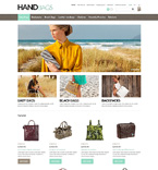Fashion OpenCart  Template 51206