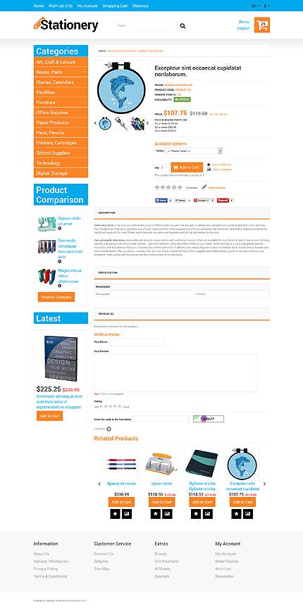 ADOBE Photoshop Template 51208 Home Page Screenshot