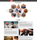Sport Joomla  Template 51222