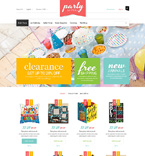 Entertainment PrestaShop Template 51226