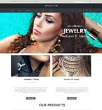 Jewelry WooCommerce Template 51227