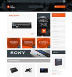 Electronics PrestaShop Template 51230