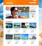 Travel osCommerce  Template 51232