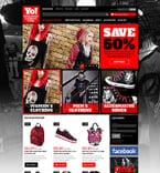 Fashion VirtueMart  Template 51235