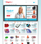 Medical WooCommerce Template 51237