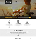 Travel WordPress Template 51249