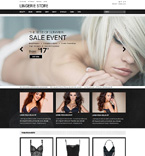 Fashion Magento Template 51250