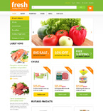 Food & Drink WooCommerce Template 51254
