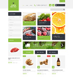 Food & Drink PrestaShop Template 51255