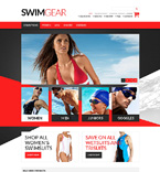 Sport VirtueMart  Template 51256