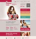 Society and Culture Website  Template 51278