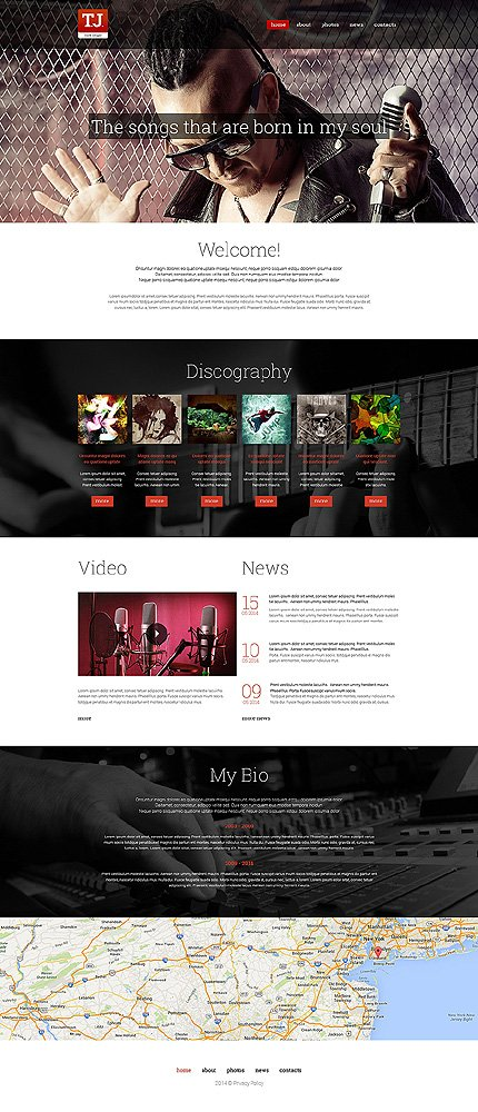 Website Template #51279
