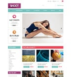 Art & Photography ZenCart  Template 51281