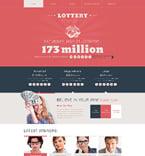 Casino Website  Template 51282