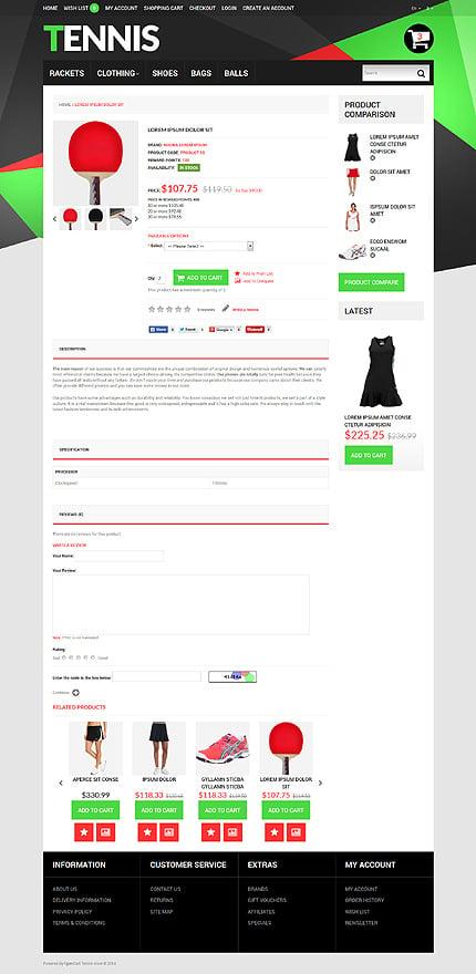 ADOBE Photoshop Template 51286 Home Page Screenshot