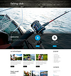 Sport WordPress Template 51297