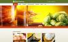 Адаптивный Joomla шаблон №51216 на тему алкоголь New Screenshots BIG