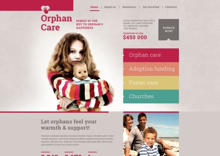 Adoption Agency Responsive