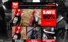 Alternative Clothing Store Virtuemart Şablonu New Screenshots BIG
