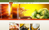 """Brasserie Curtis"" thème Joomla adaptatif New Screenshots BIG"