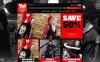 """""""Magasin de vêtements alternatifs """" thème VirtueMart  New Screenshots BIG"""