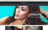 "Modello WooCommerce Responsive #51227 ""Jewelry Pieces"" New Screenshots BIG"